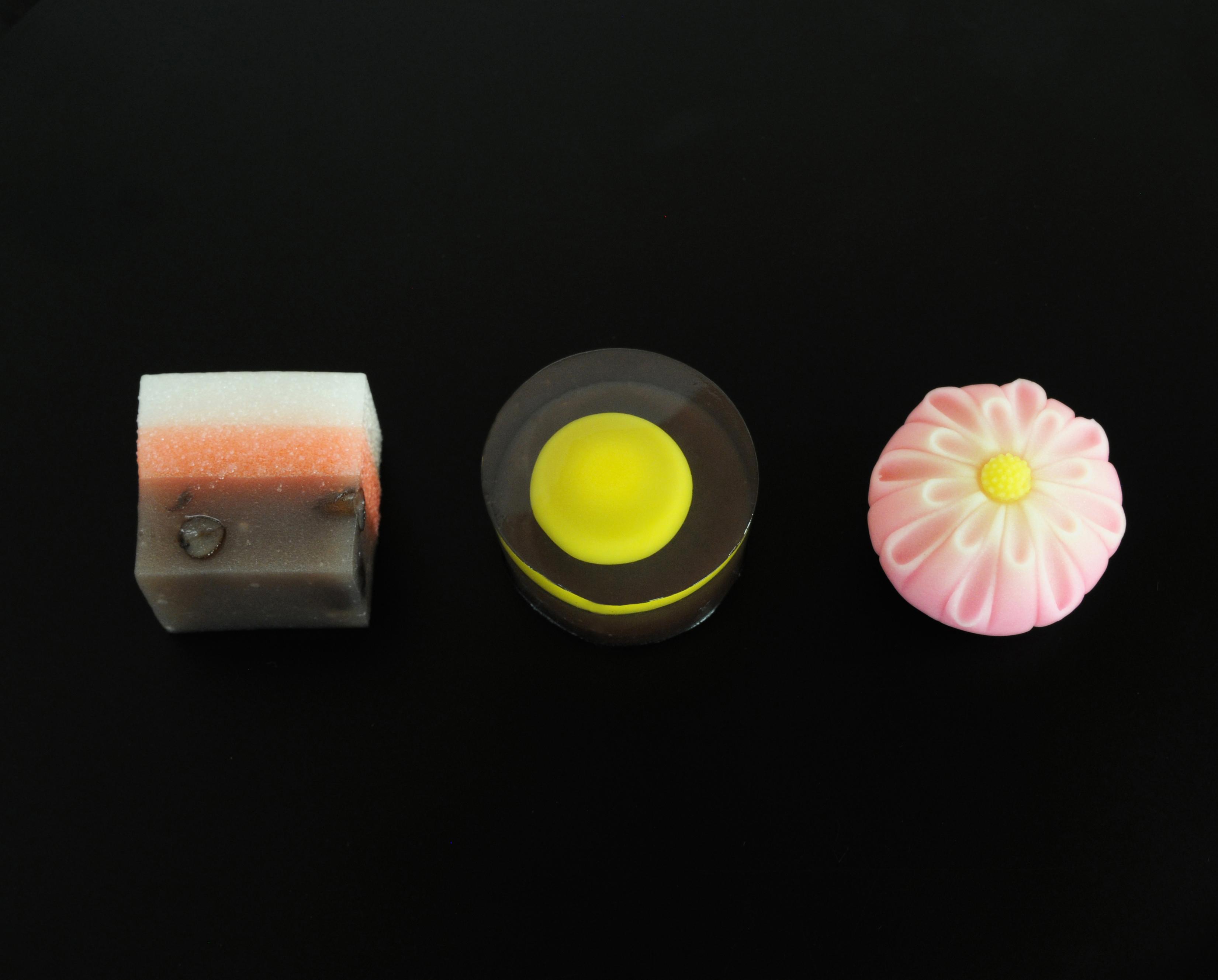 9月の上生菓子